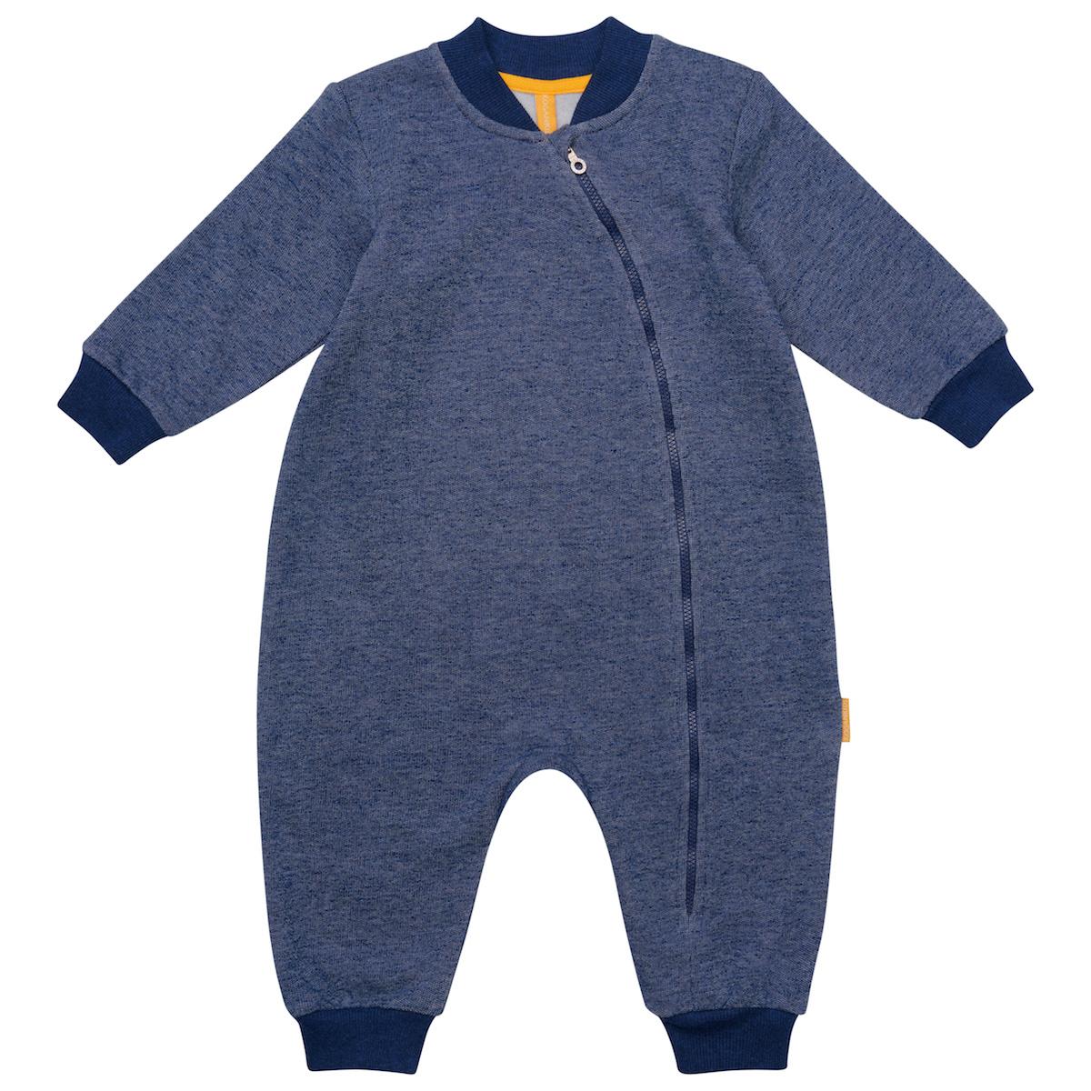 Синий комбинезон для мальчика