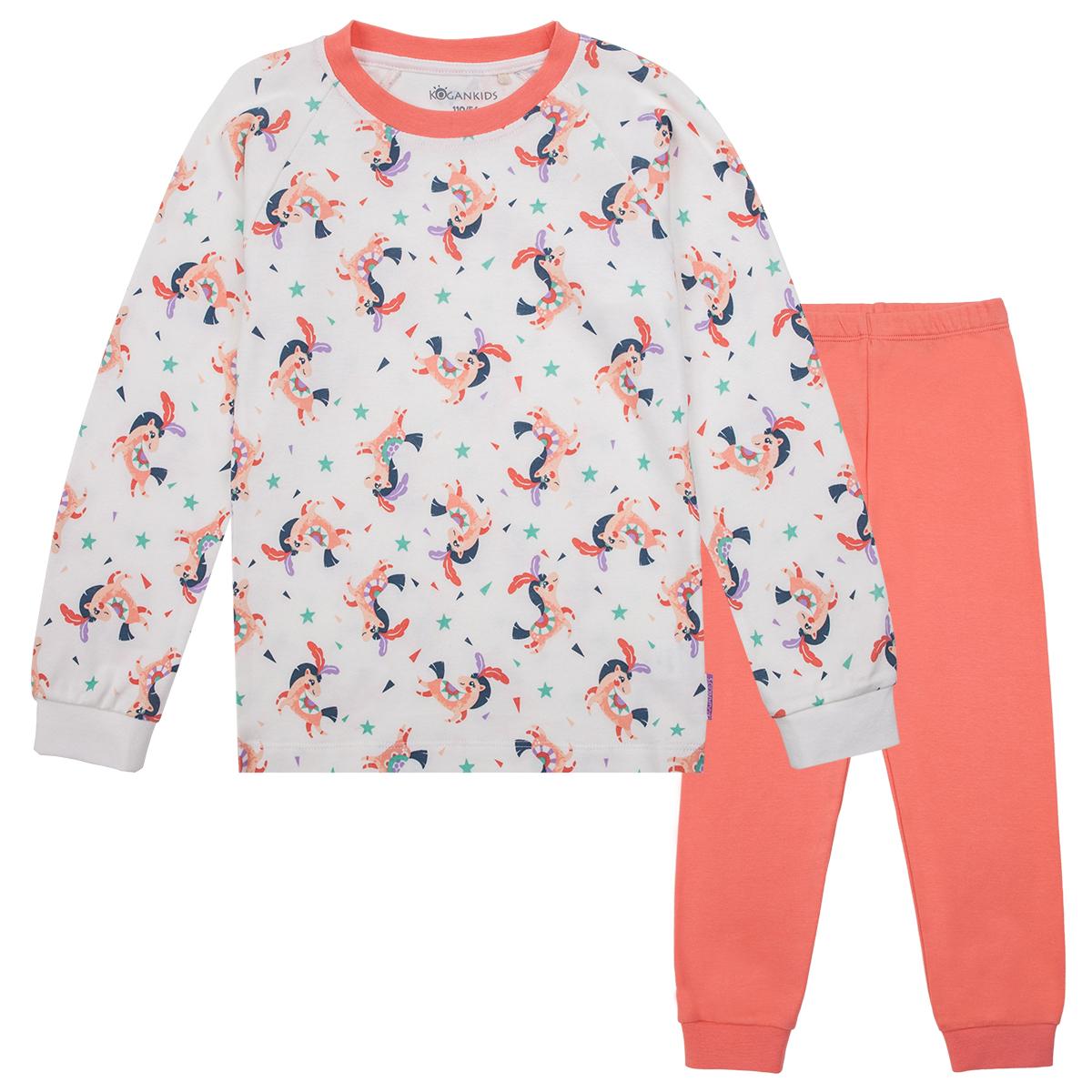 Пижама для девочки Артикул: 191-344-52