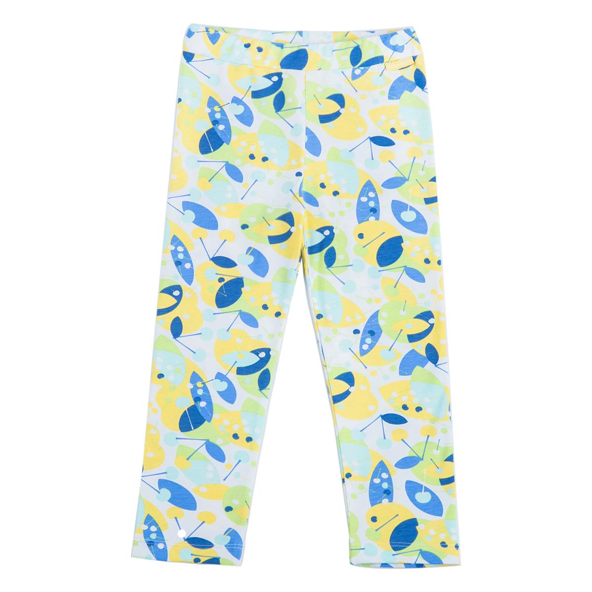 Брюки KogankidsБрюки-леггинсы идеально подходят для максимального комфорта во время движения. Незаменимая вещь в гардеробе вашего ребенка. Брюки станут отличной базовой вещью, комбинируйте их с разноцветными футболками или джемперами. Практичные, подходят на каждый день.<br>Размер: 104, 110, 116, 122, 128, 134, 140, 98; Цвет: Белый;