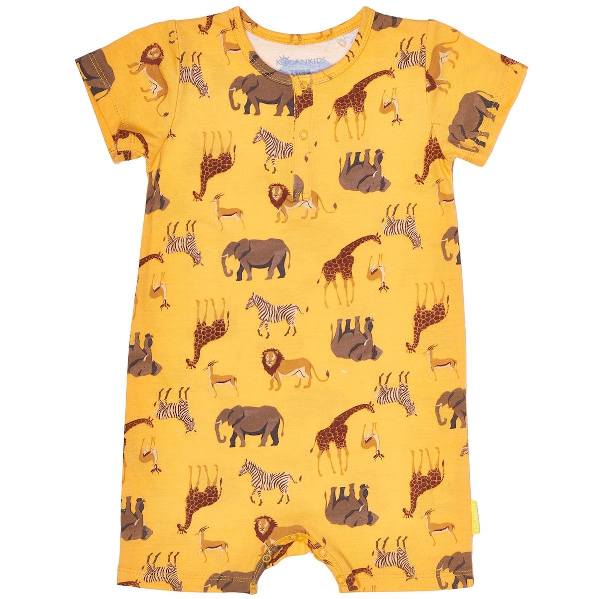 Желтый песочник для мальчика