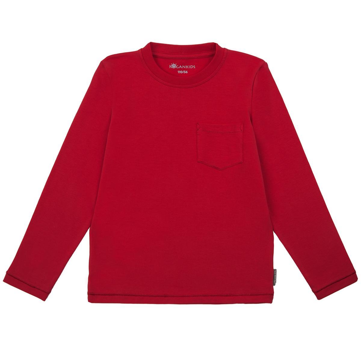 Красная кофта для мальчика