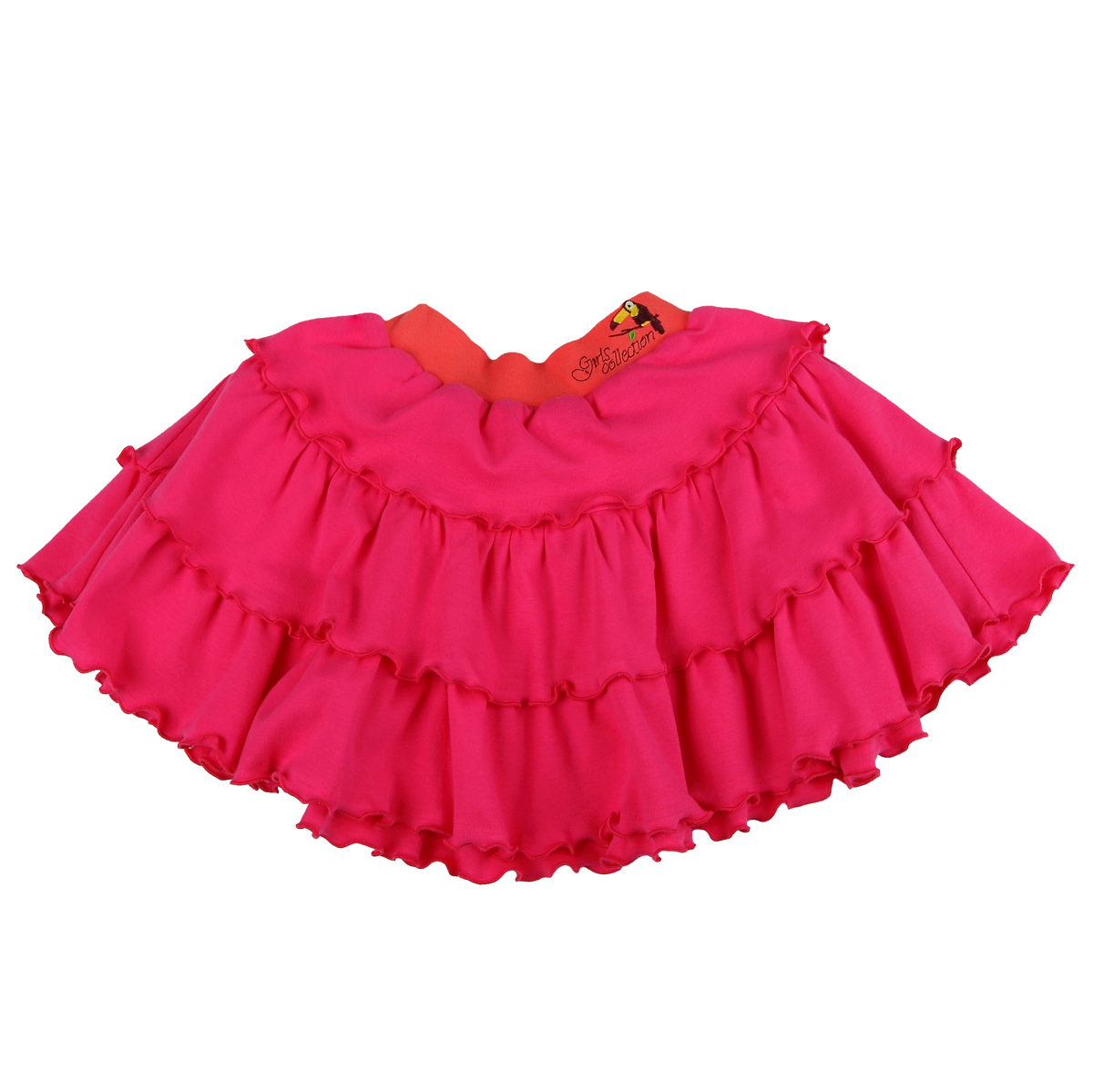 Юбка Kogankids<br>Размер: 104, 110, 116, 122; Цвет: Розовый;