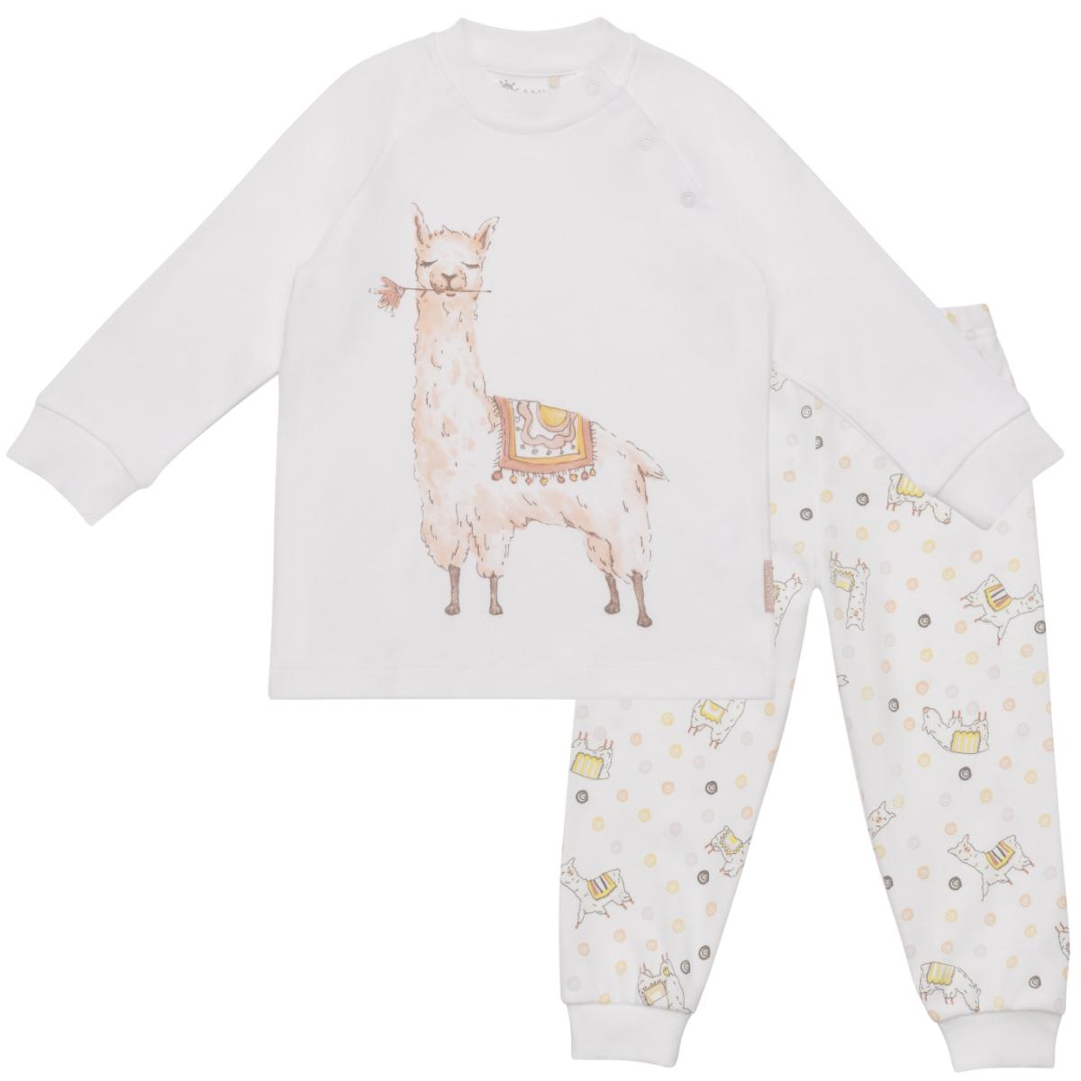 "Пижама для девочки ""Ламы"""