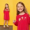 Мини изображение Платье для девочки, артикул: 191-331-19, фото 1